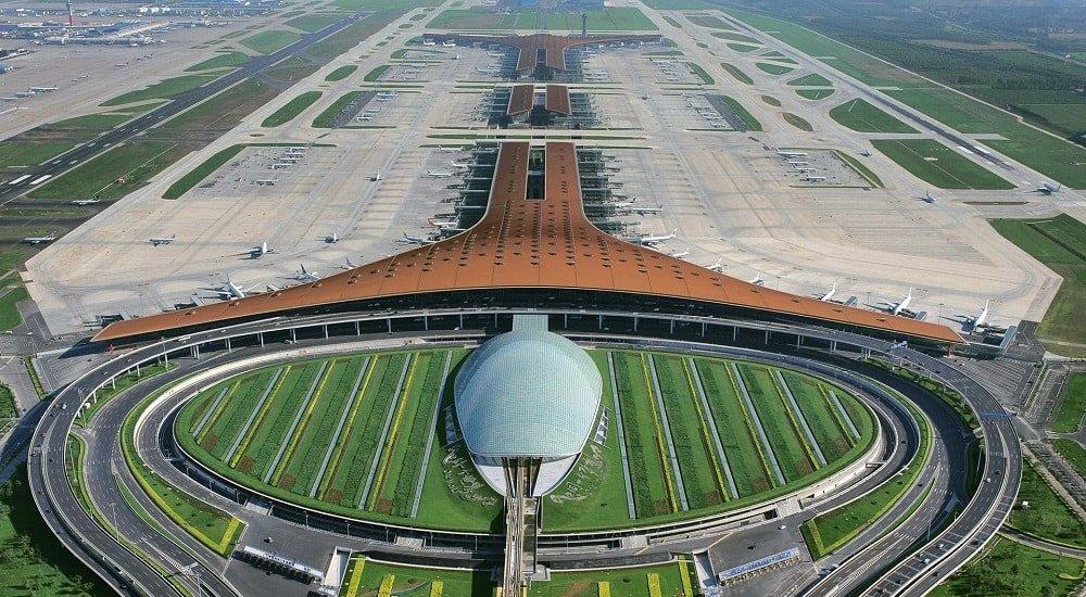 International Airport, Shawda, China