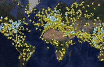 Flightradar24 all planes