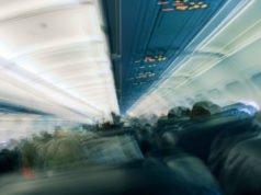 Turbulence of the aircraft