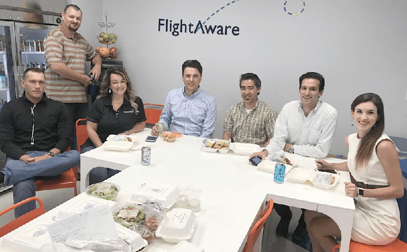 flightaware office
