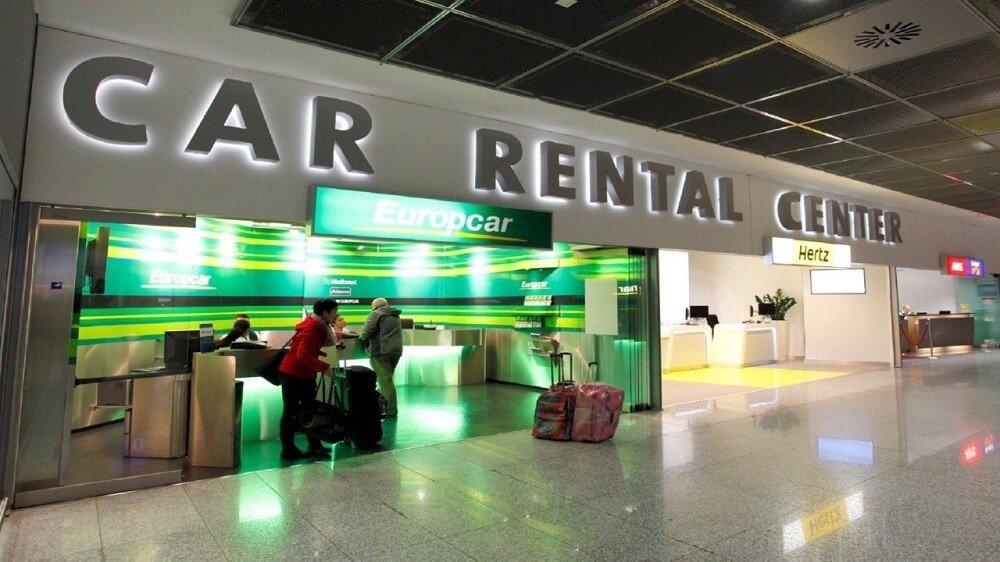 Car rental at Heathrow