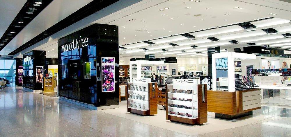 Heathrow-shopping