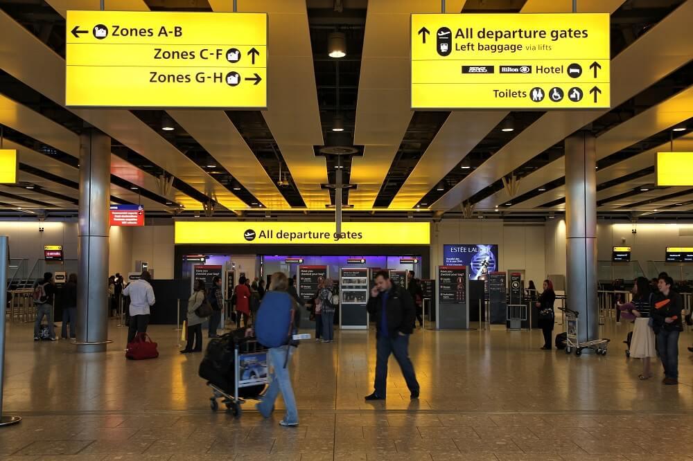 heathrow airport terminal 4
