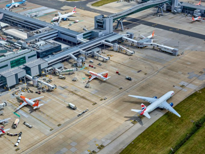 Gatwick - New Investments