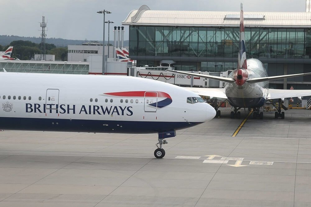 Heathrow BA: what departures are served