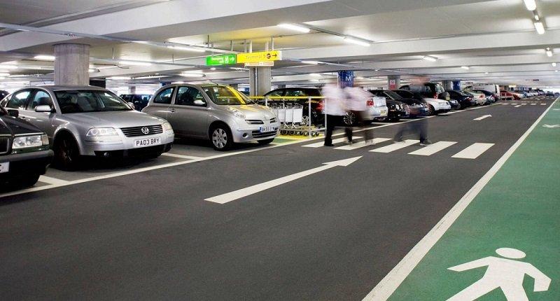 Heathrow Terminal 5 Parking