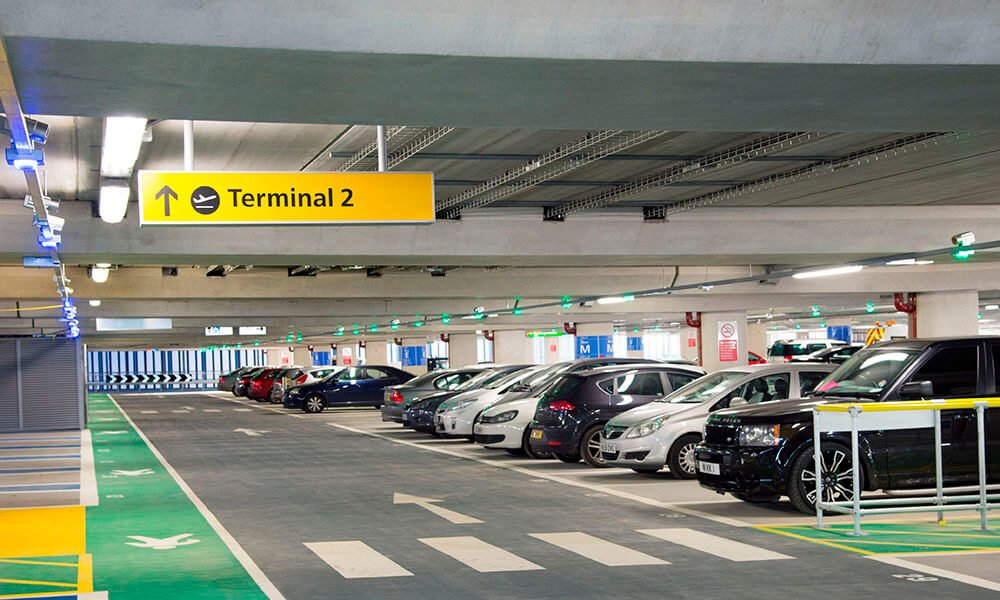 Heathrow car parking — terminal 2
