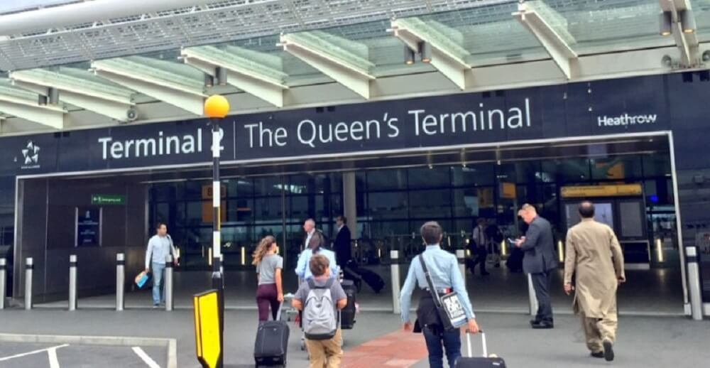 Gatwick Airport North Terminal Postcode >> Heathrow (LHR) Terminal 2 > Parking, Hotels, Postcode ...
