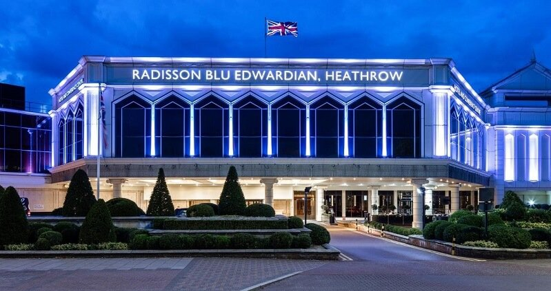 Radisson Blu Edwardian Hotel near Heathrow
