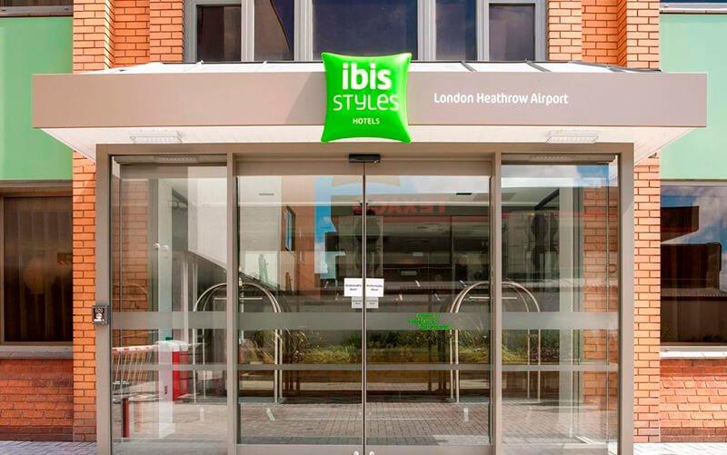 Ibis Styles London Heathrow Airport