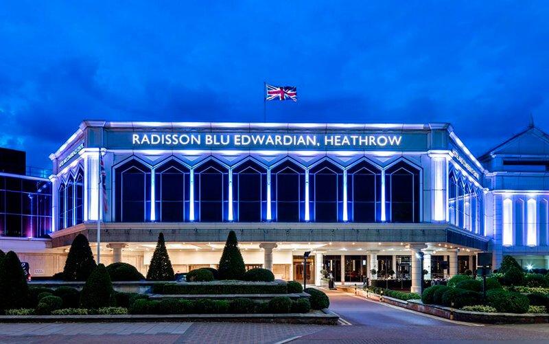 Radisson Blu Edwardian, Heathrow