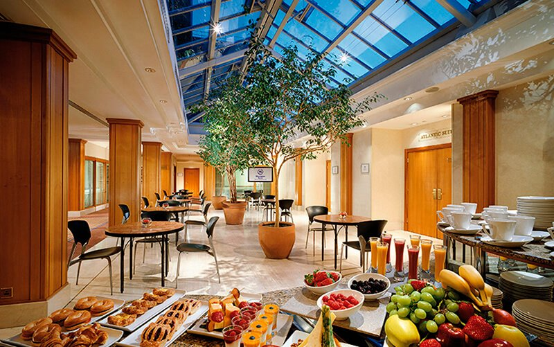 Sheraton Heathrow Hotel review