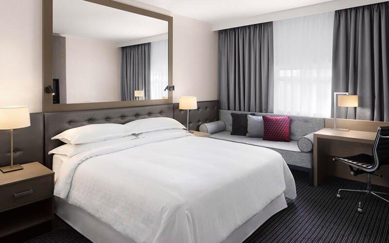 Sheraton Heathrow rooms