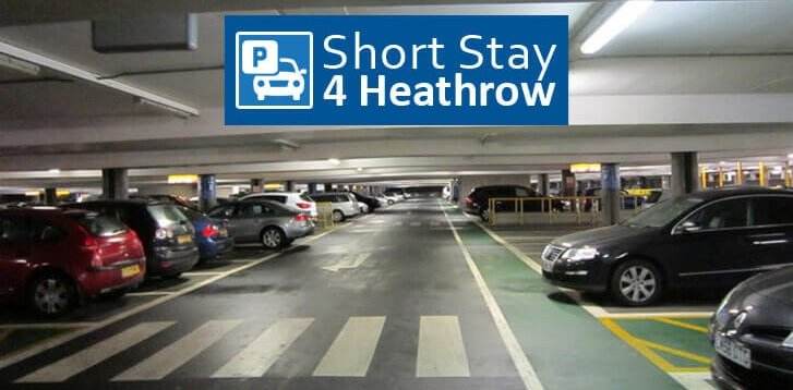 Short Stay Parking at Heathrow