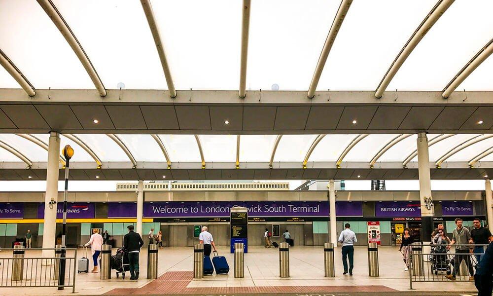 South LGW Terminal