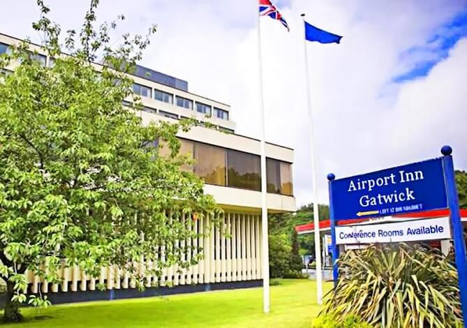 Airport Inn near Gatwick