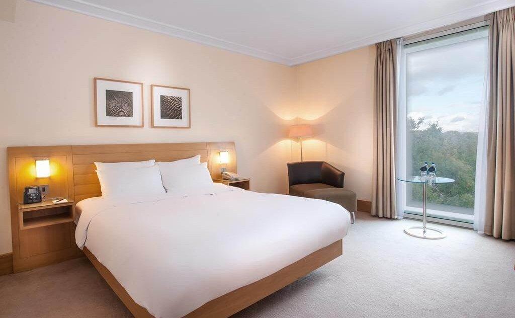 Gatwick Hilton Rooms