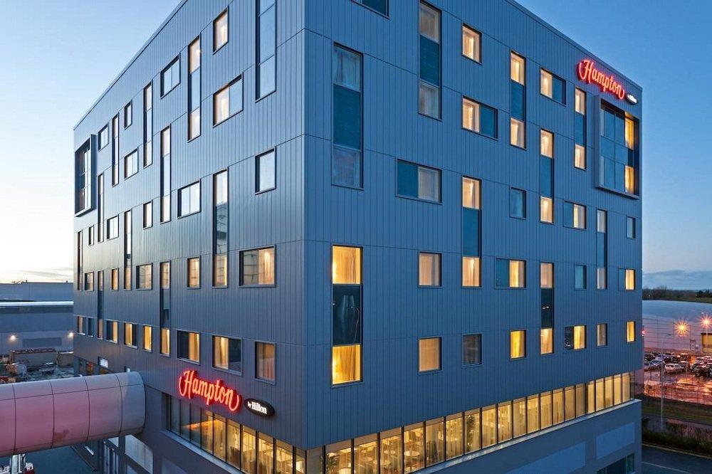 Hampton Hilton London Gatwick