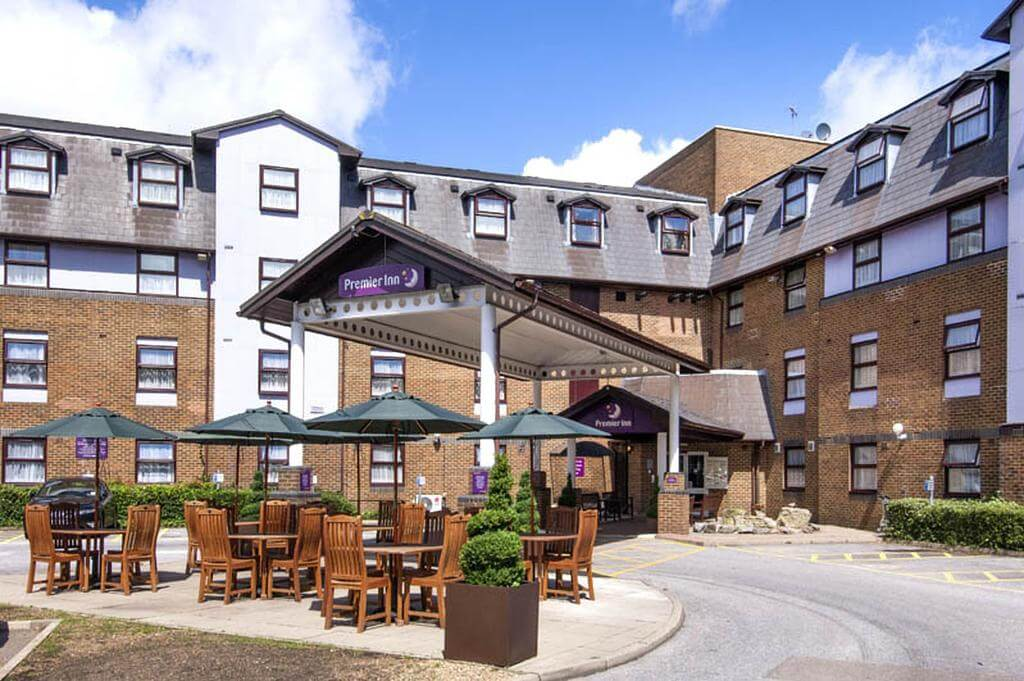 Premier Inn London Gatwick Airport-A23 Airport Way