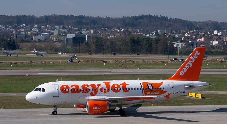 EasyJet Airlines to Gatwick