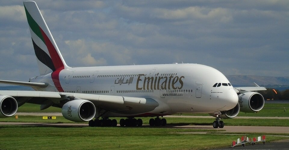 Emirates Airlines to Gatwick North Terminal