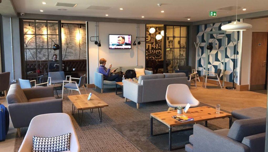My lounge north terminal Gatwick