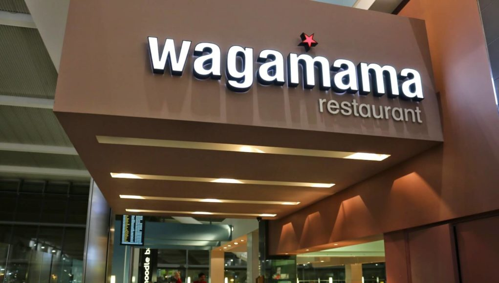 Wagamama at Gatwick