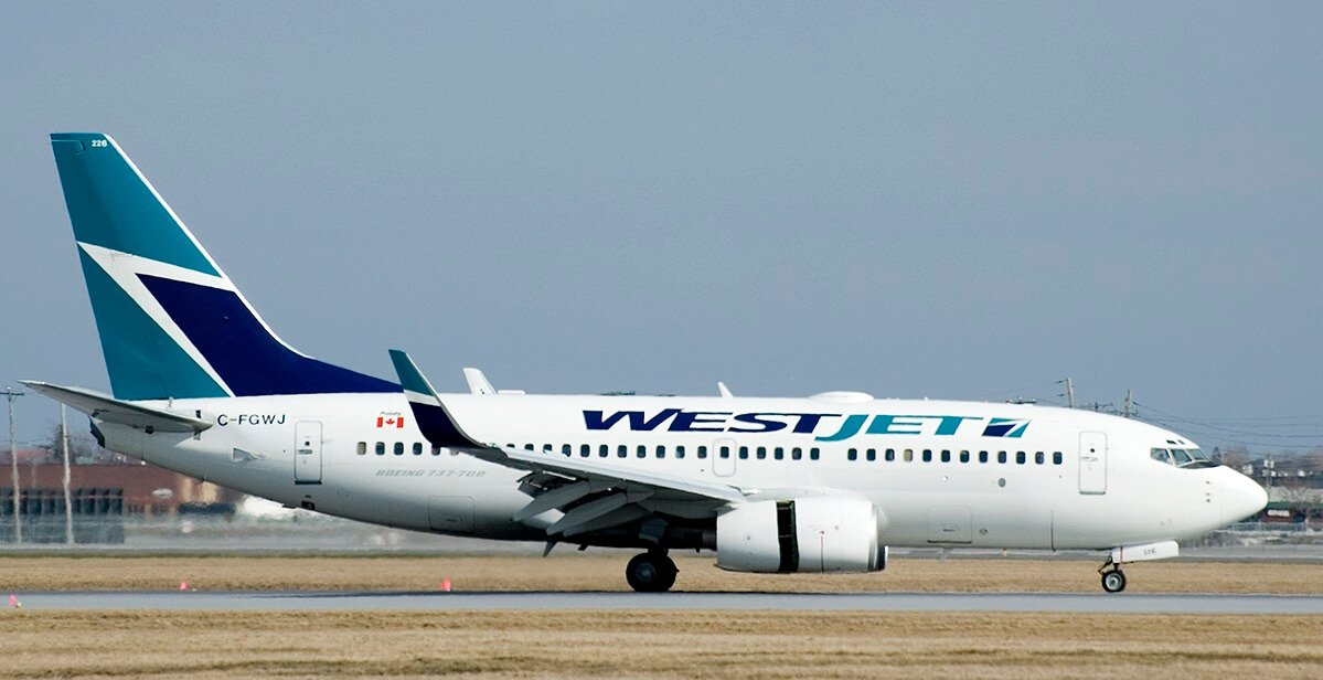 WestJet-Airlines-to-Gatwick-airport
