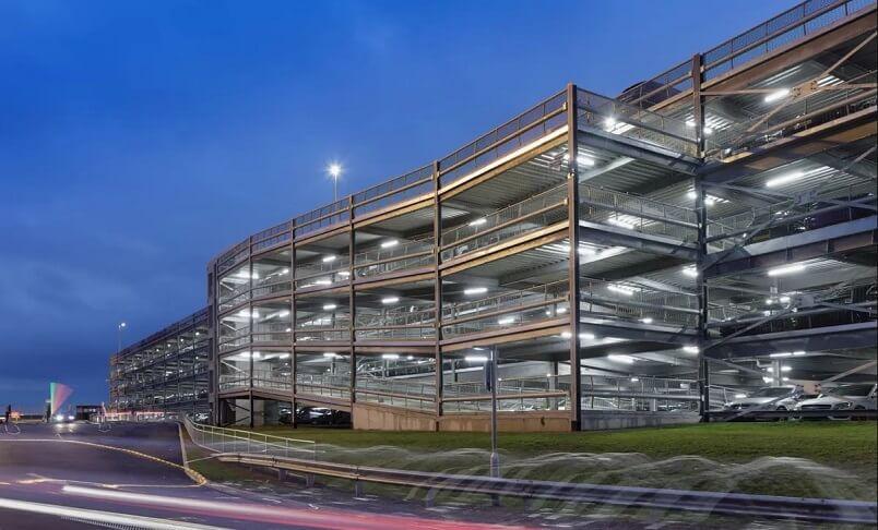Luton Car park