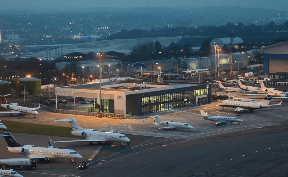ltn airport in London