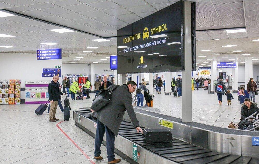 Luton Luggage Regulations