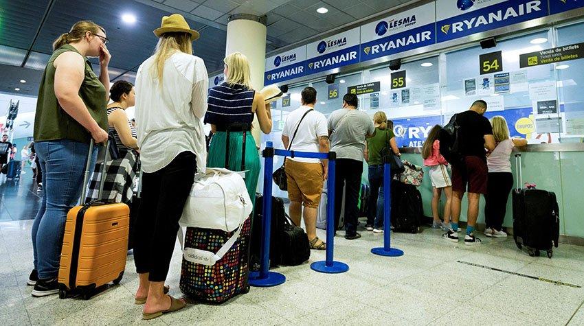 Ryanair baggage allowance