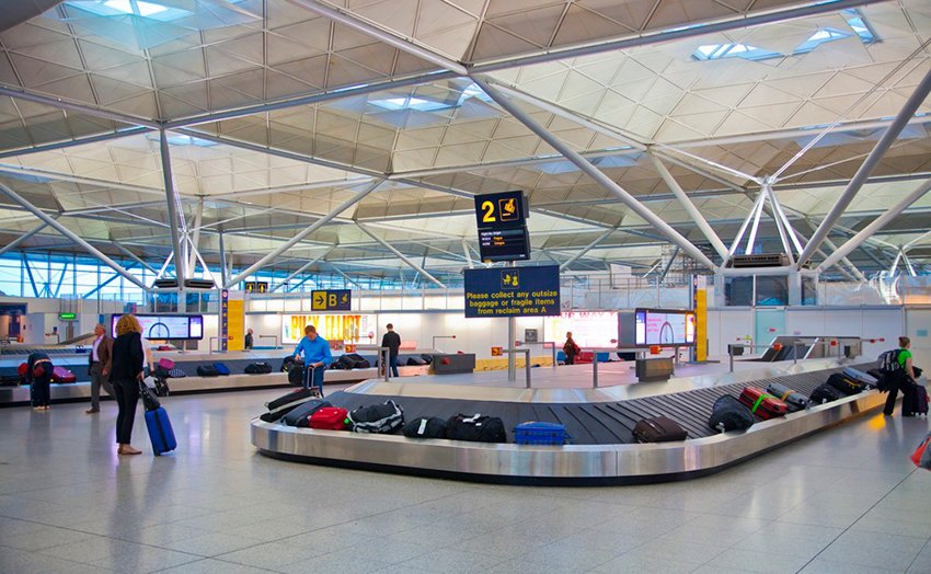 stansted airport arrivals