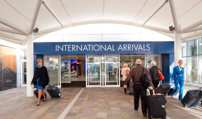 glasgow airport arrivals